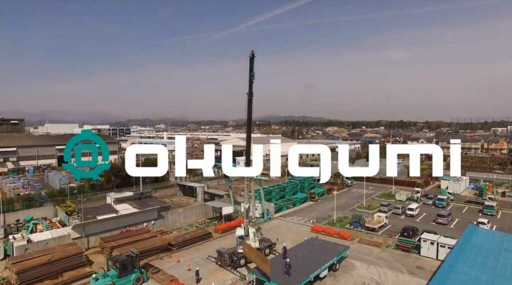 【ドローン企業PV事例】奥井組様「会社案内PV」で採用された空撮映像です。